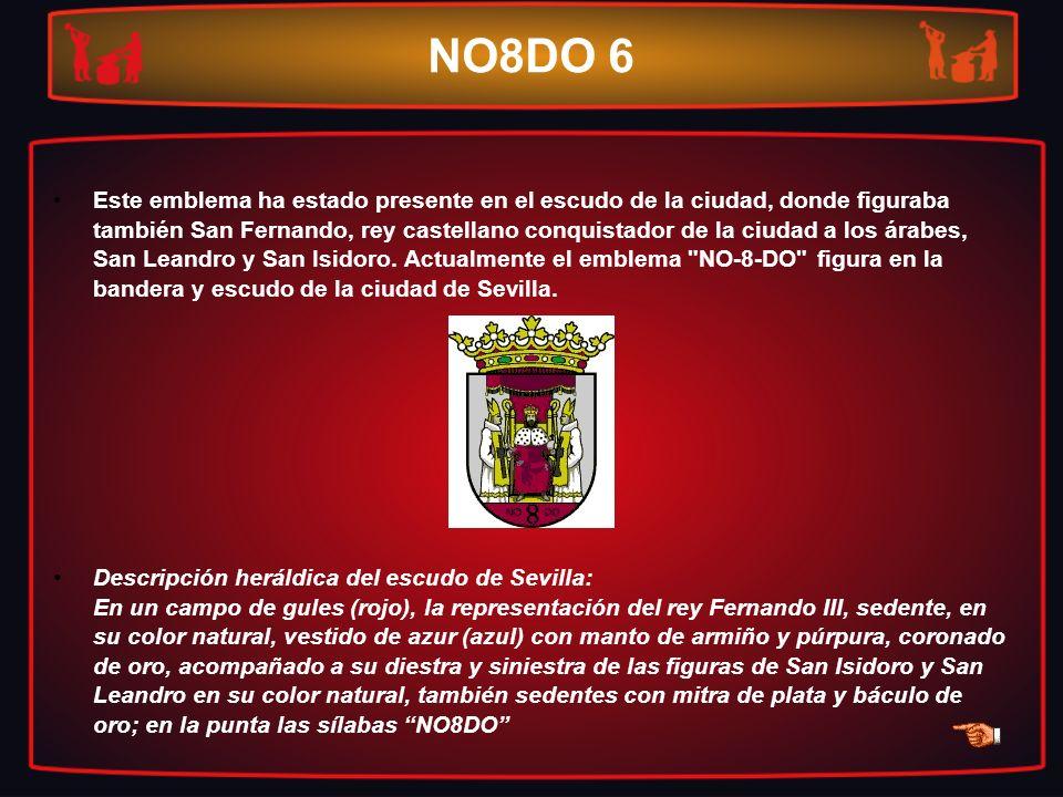 NO8DO 6