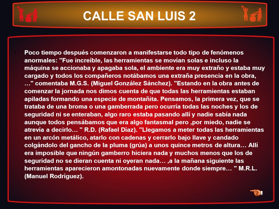 CALLE SAN LUIS 2