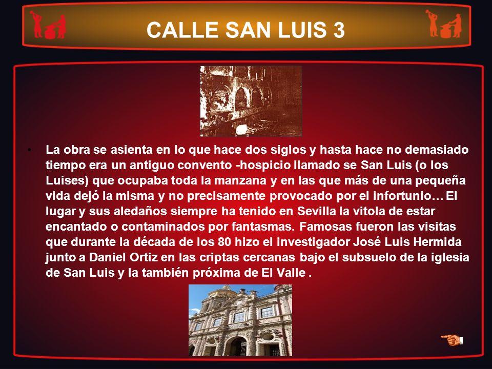 CALLE SAN LUIS 3