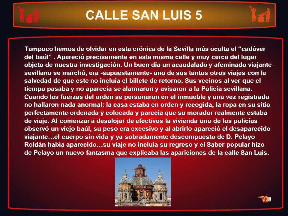 CALLE SAN LUIS 5