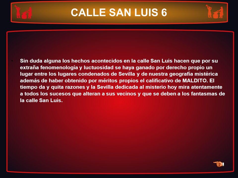 CALLE SAN LUIS 6