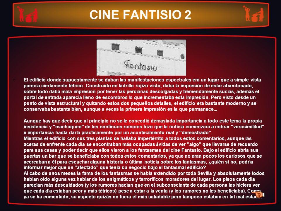 CINE FANTISIO 2