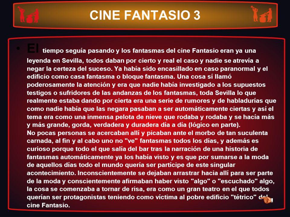 CINE FANTASIO 3