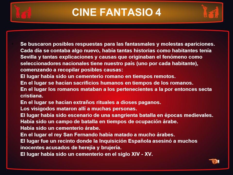 CINE FANTASIO 4