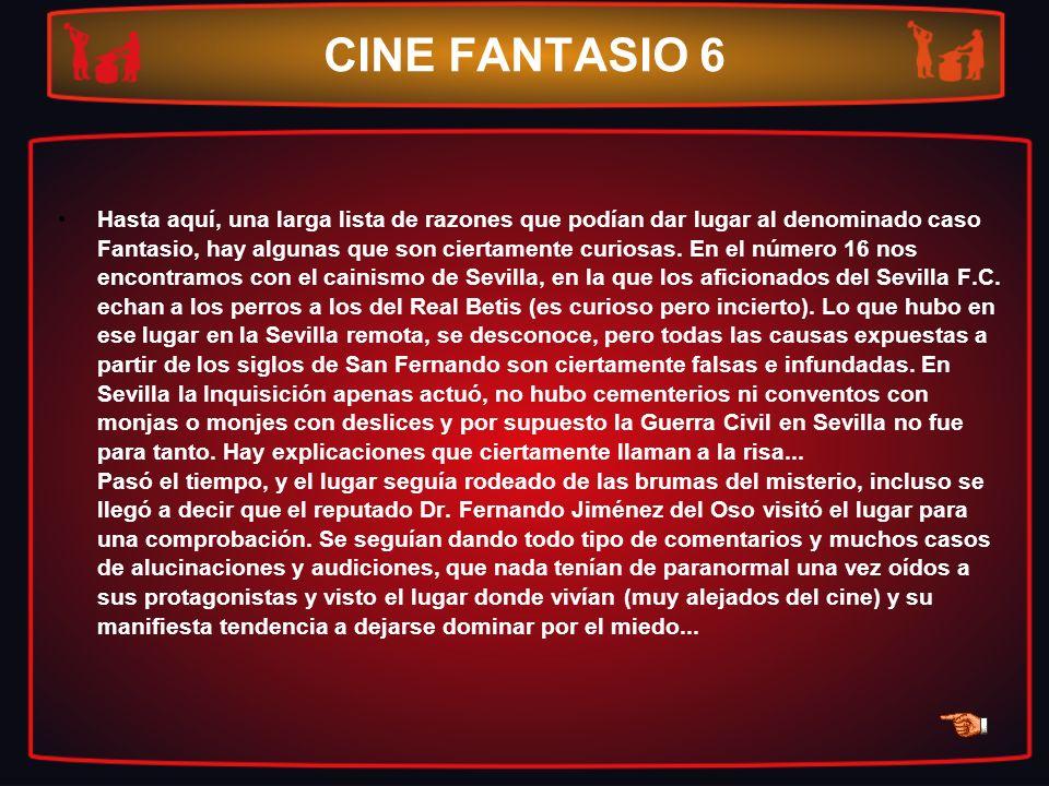 CINE FANTASIO 6