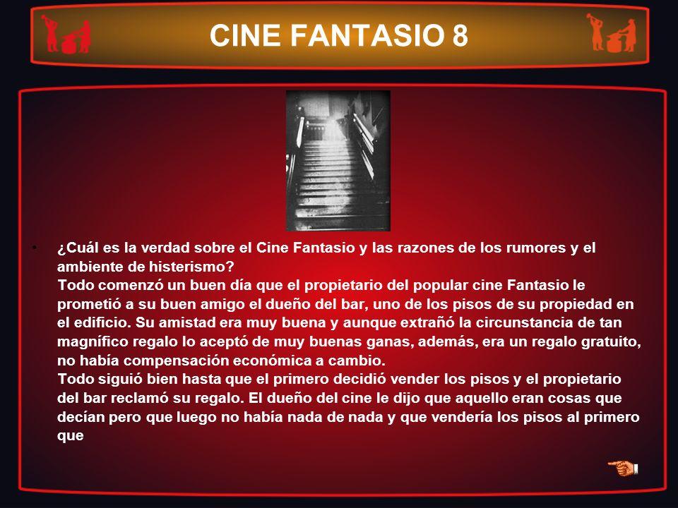 CINE FANTASIO 8