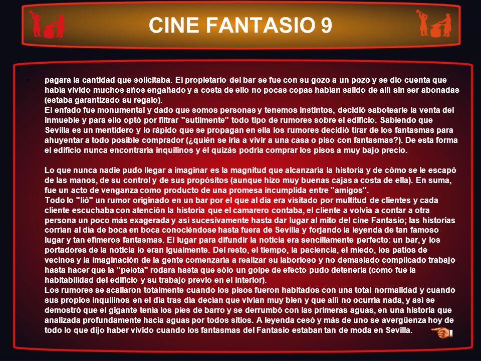 CINE FANTASIO 9