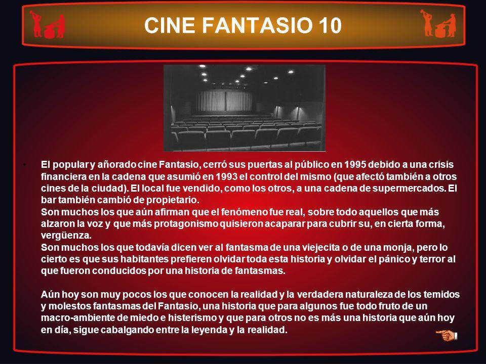 CINE FANTASIO 10