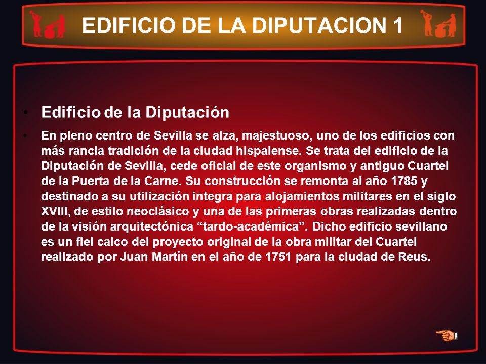EDIFICIO DE LA DIPUTACION 1