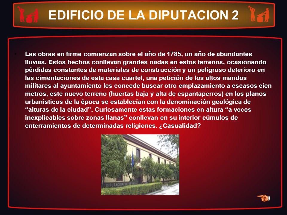 EDIFICIO DE LA DIPUTACION 2