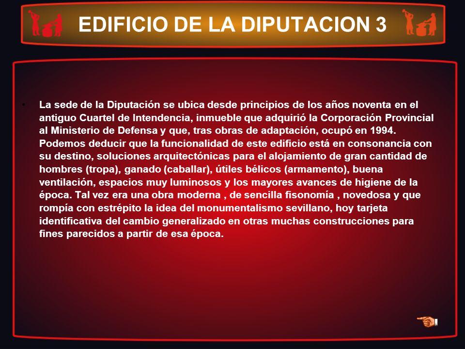EDIFICIO DE LA DIPUTACION 3