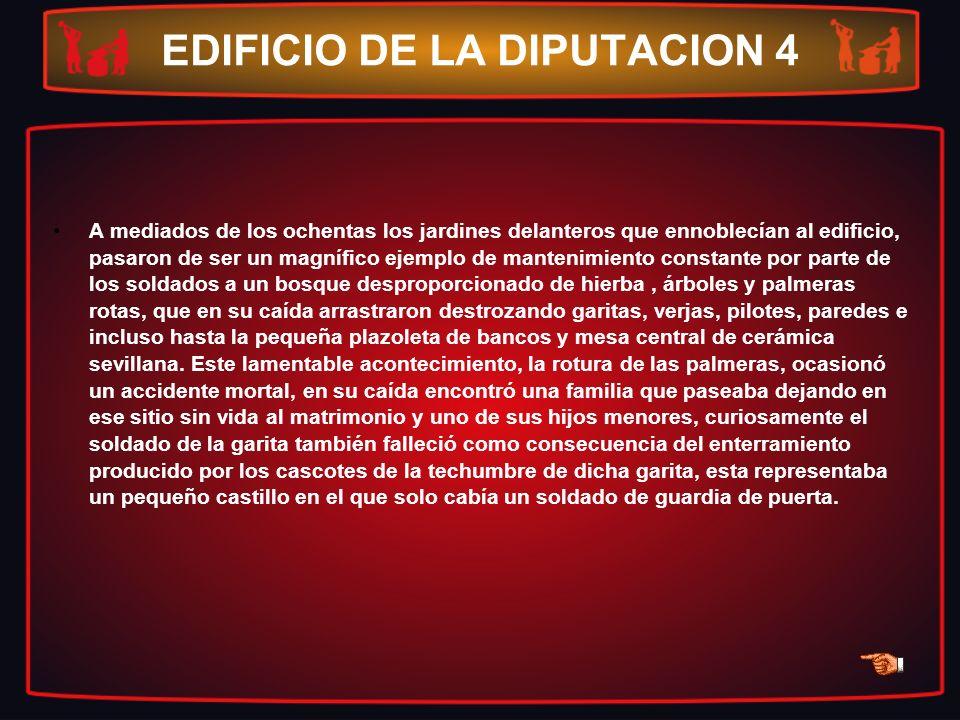 EDIFICIO DE LA DIPUTACION 4