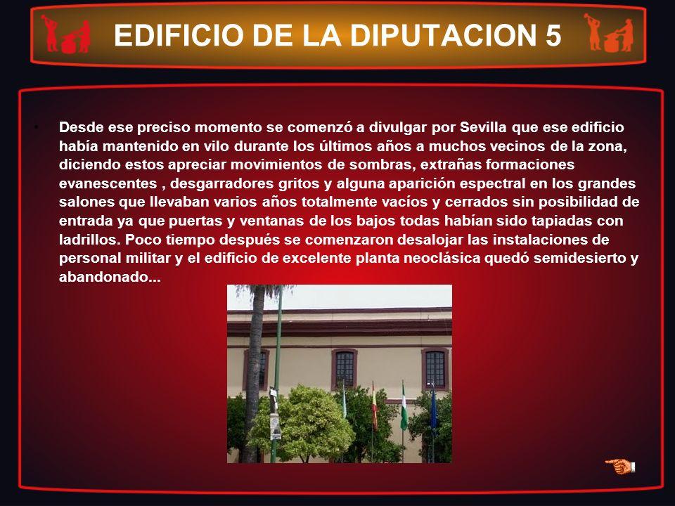 EDIFICIO DE LA DIPUTACION 5