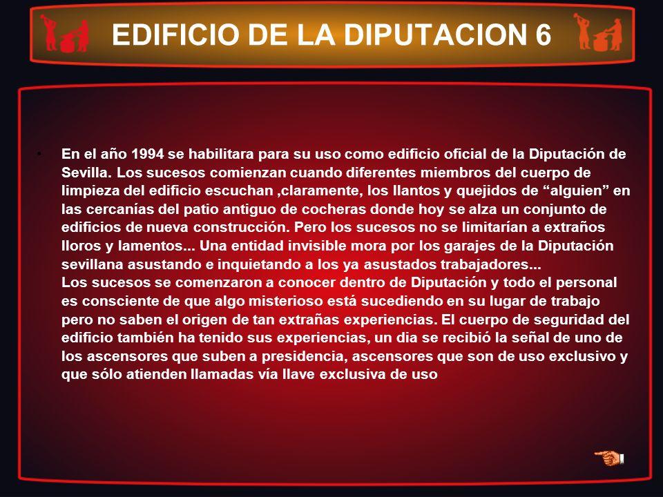 EDIFICIO DE LA DIPUTACION 6