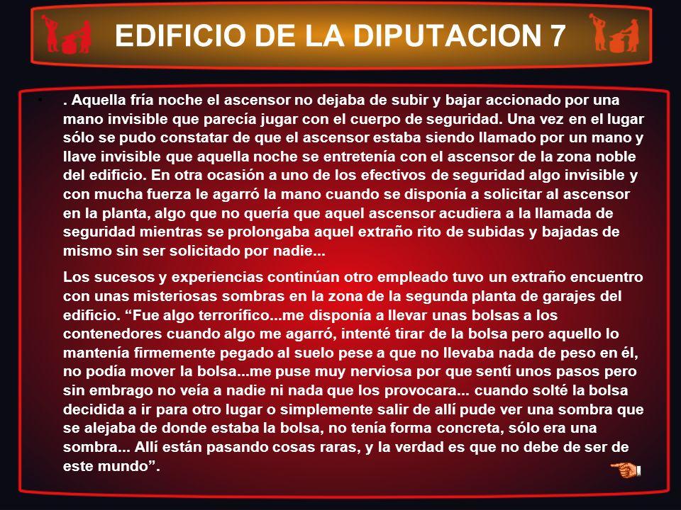 EDIFICIO DE LA DIPUTACION 7