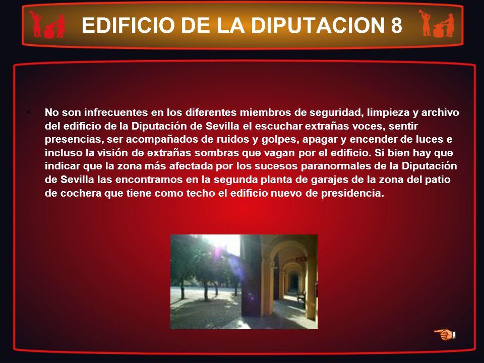 EDIFICIO DE LA DIPUTACION 8