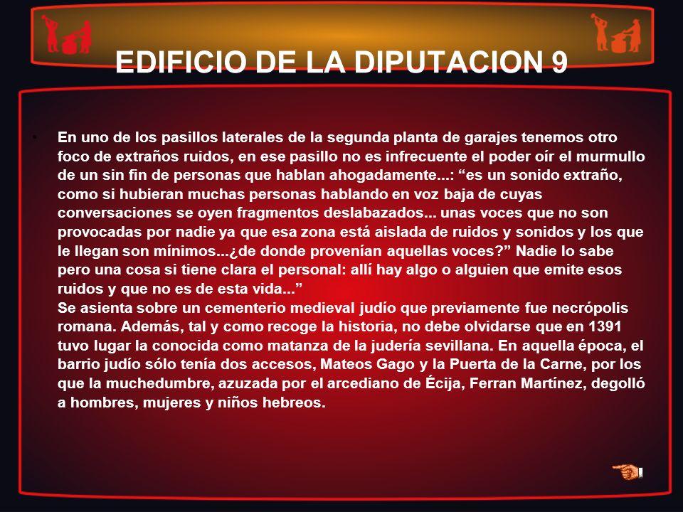 EDIFICIO DE LA DIPUTACION 9