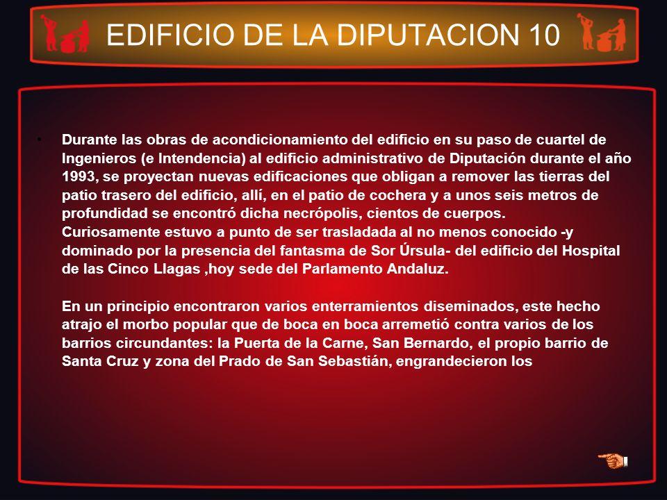 EDIFICIO DE LA DIPUTACION 10