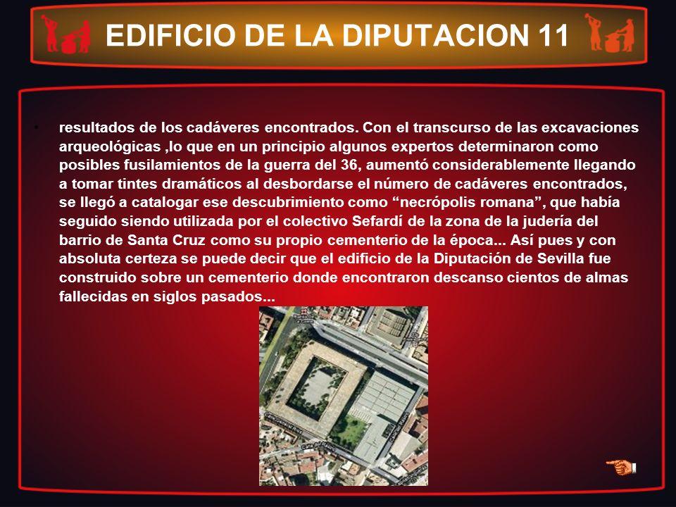 EDIFICIO DE LA DIPUTACION 11
