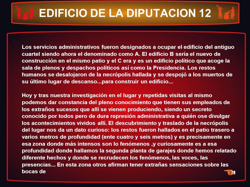 EDIFICIO DE LA DIPUTACION 12