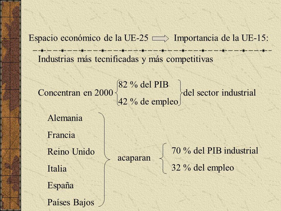 Espacio económico de la UE-25