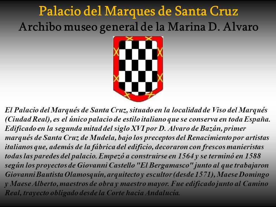 Palacio del Marques de Santa Cruz