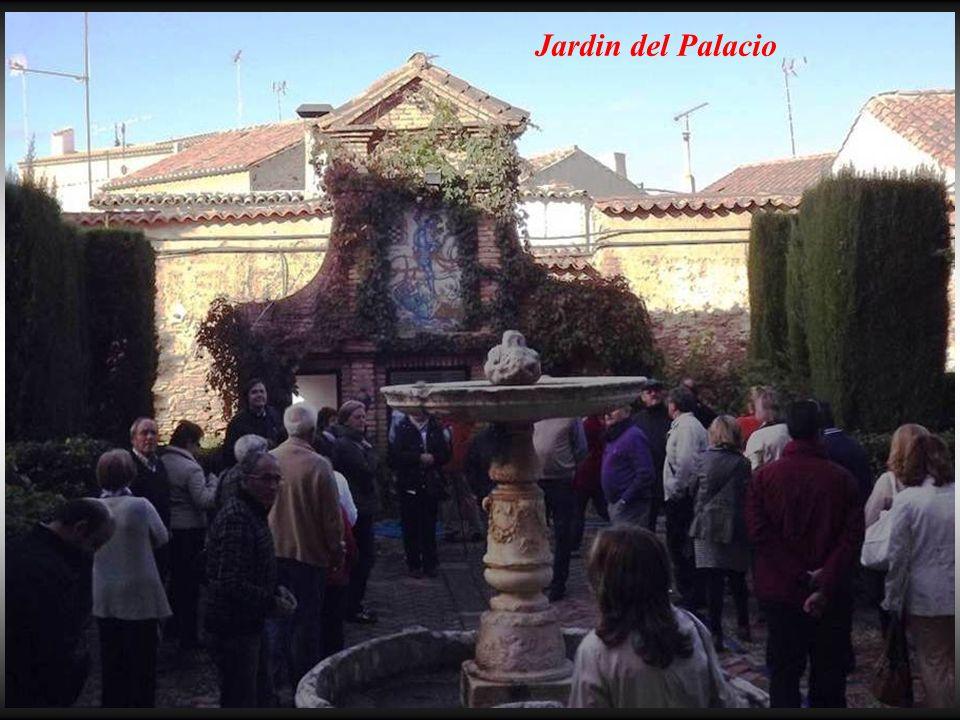 Jardin del Palacio