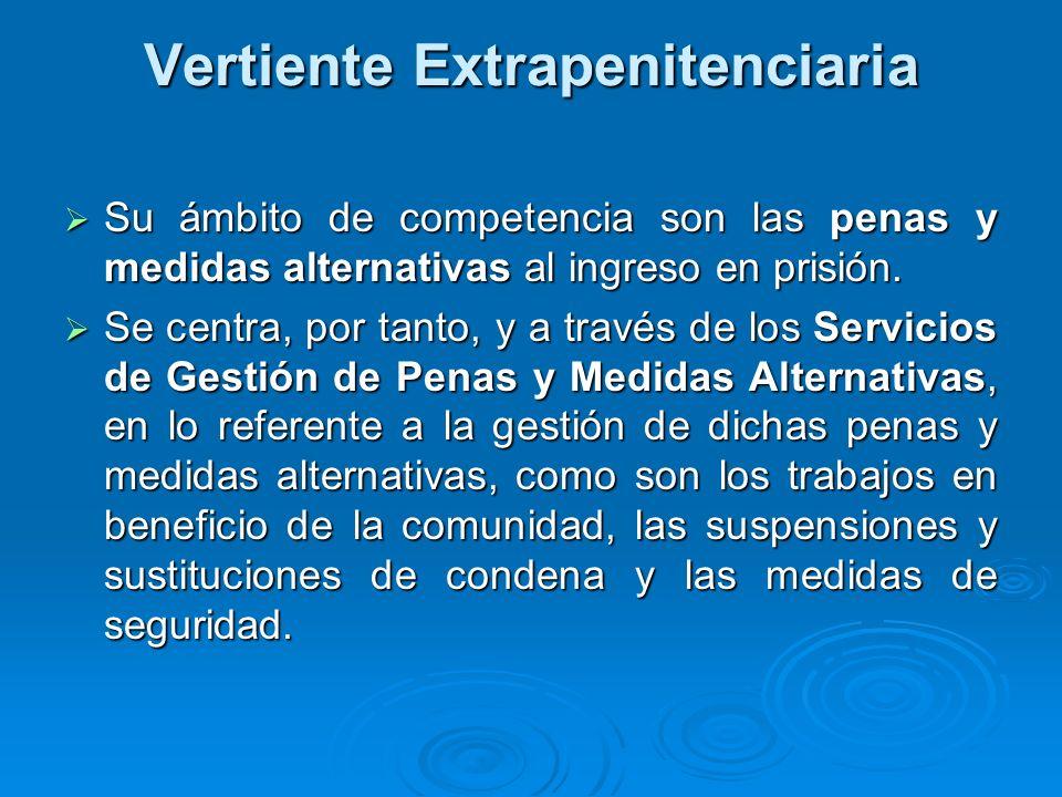Vertiente Extrapenitenciaria