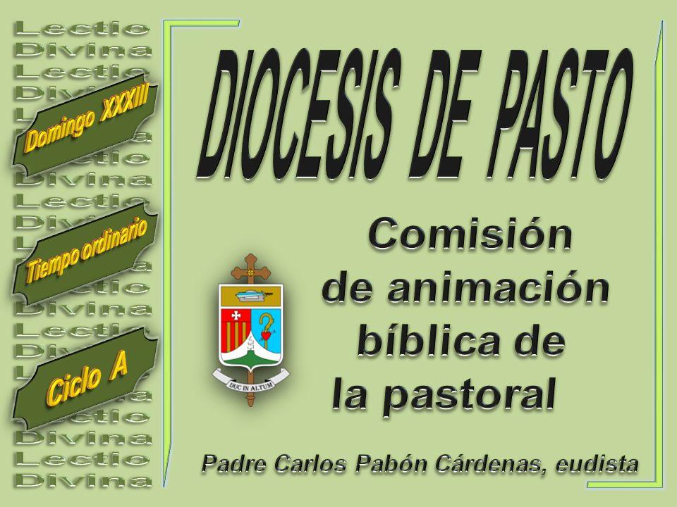 Padre Carlos Pabón Cárdenas, eudista