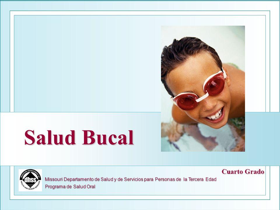 Salud Bucal Cuarto Grado