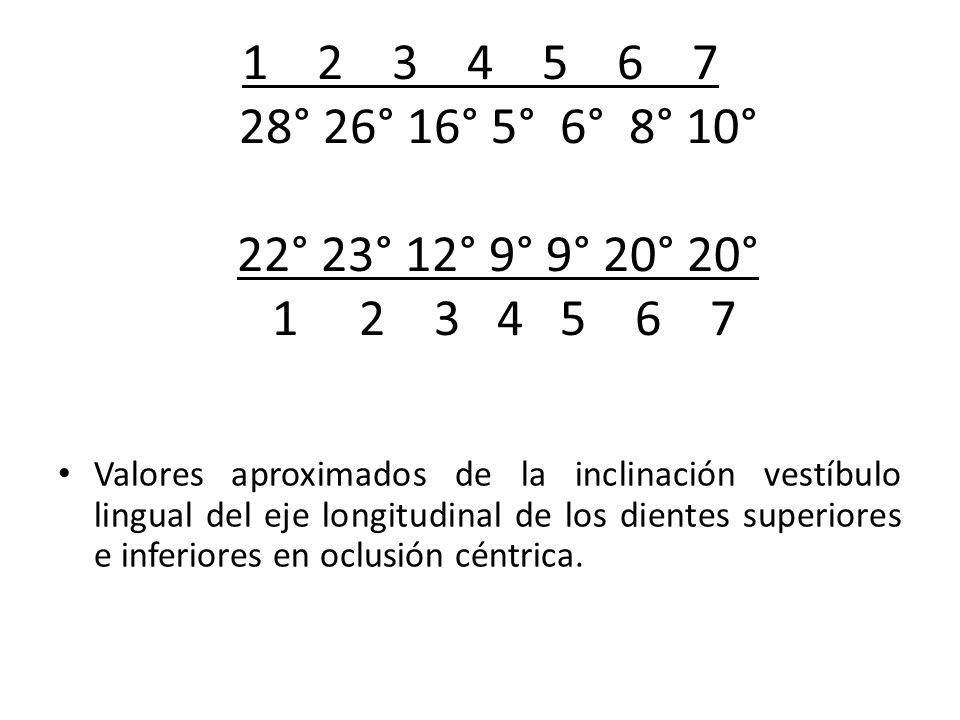 1 2 3 4 5 6 7 28° 26° 16° 5° 6° 8° 10° 22° 23° 12° 9° 9° 20° 20° 1 2 3 4 5 6 7