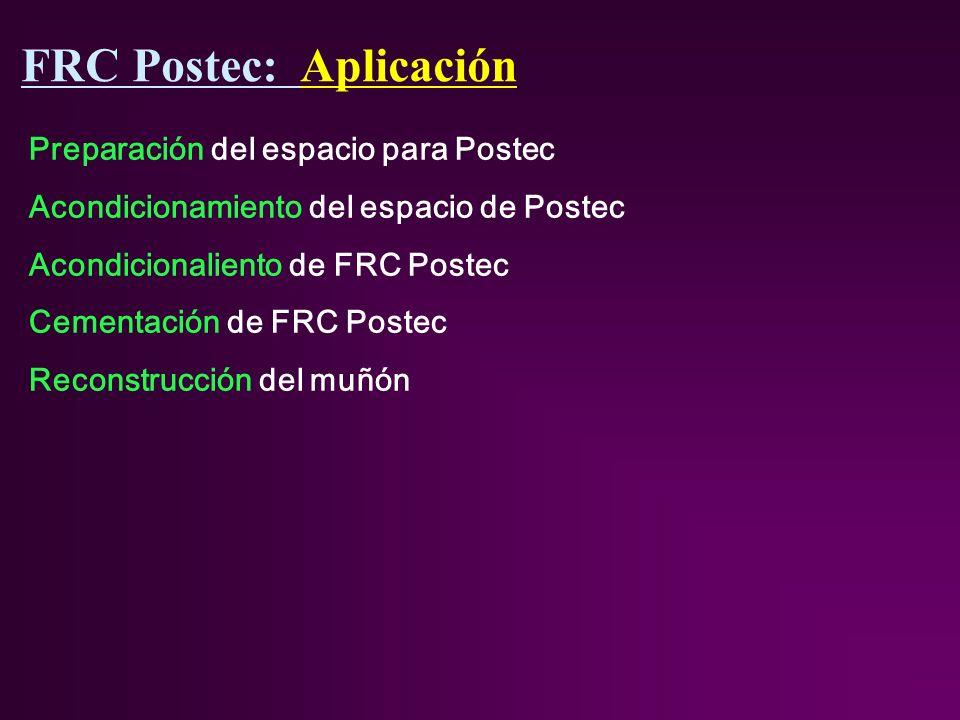 FRC Postec: Aplicación