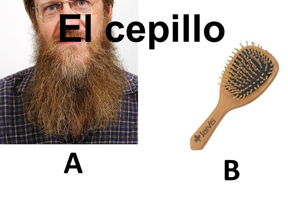 El cepillo A B 25