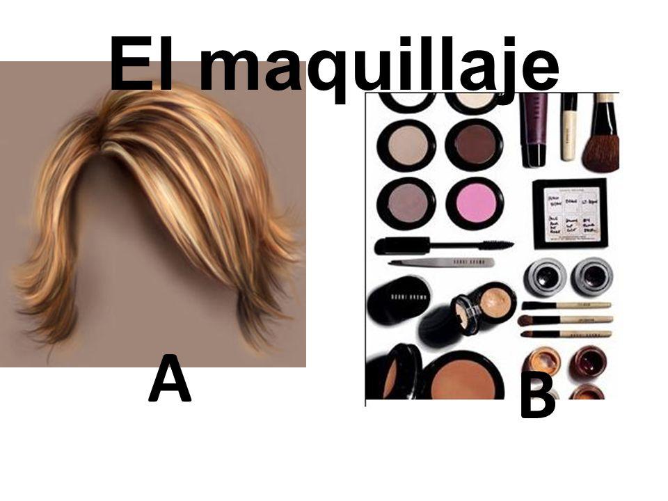 El maquillaje A B 29