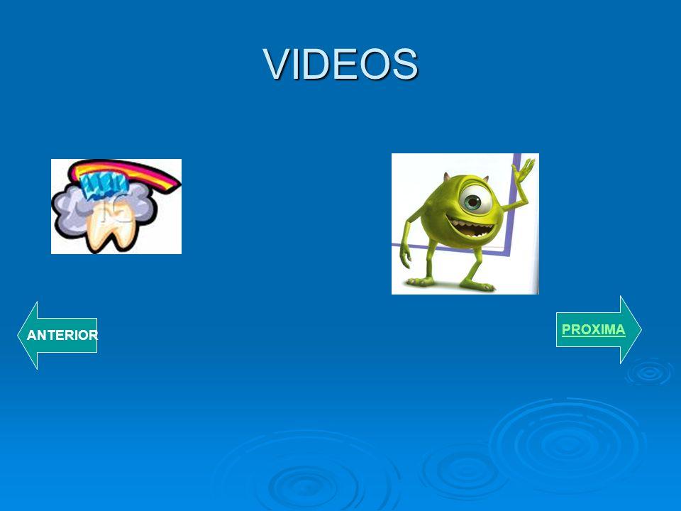 VIDEOS PROXIMA ANTERIOR
