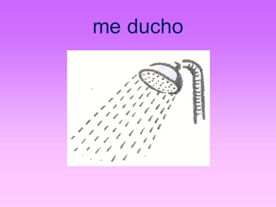 me ducho