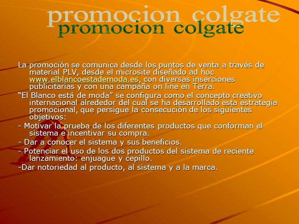 promocion colgate