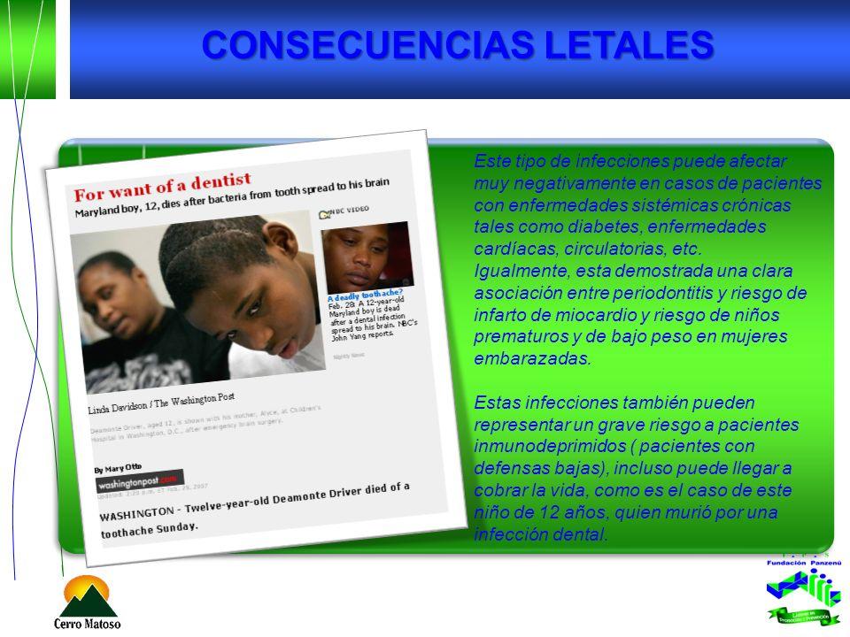 CONSECUENCIAS LETALES