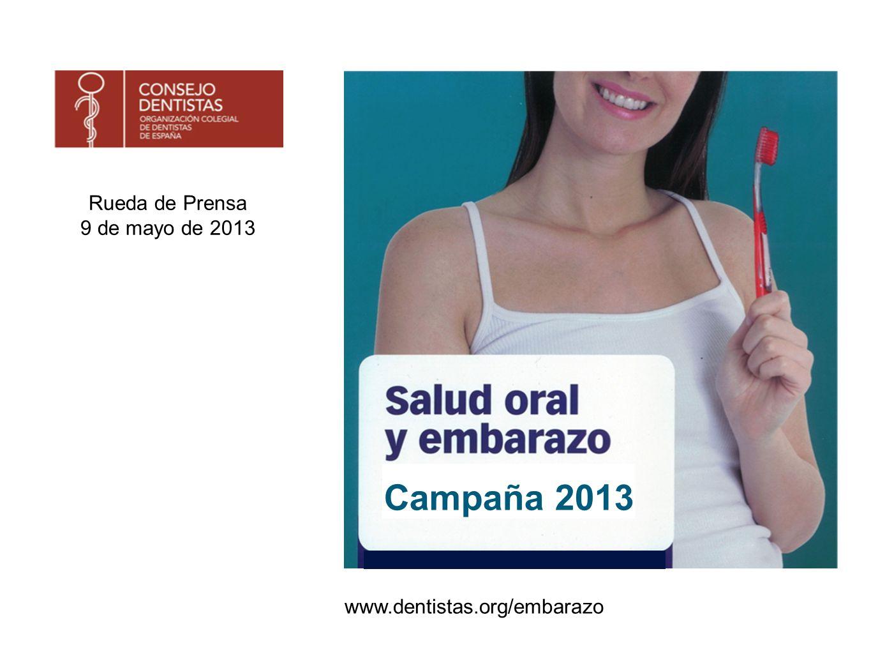 Campaña 2013 Rueda de Prensa 9 de mayo de 2013