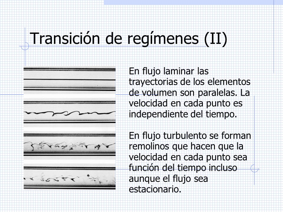 Transición de regímenes (II)