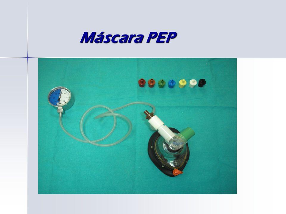 Máscara PEP