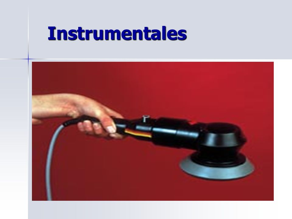Instrumentales
