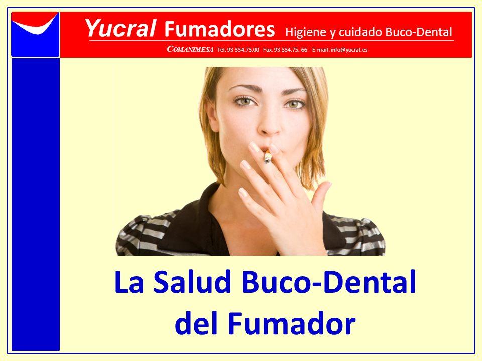 La Salud Buco-Dental del Fumador