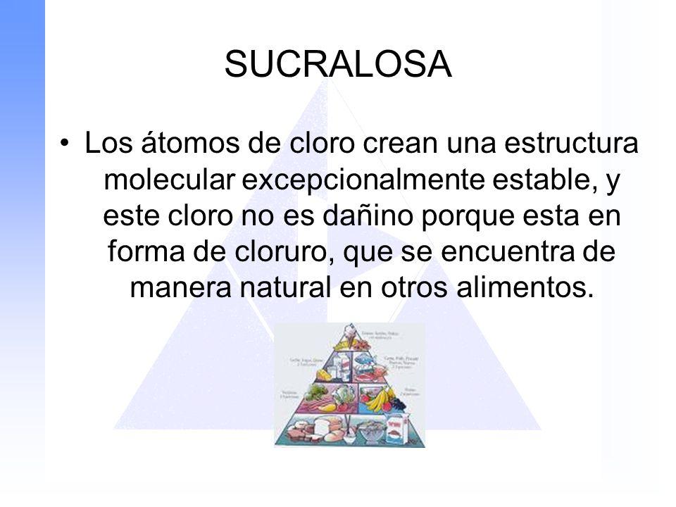 SUCRALOSA