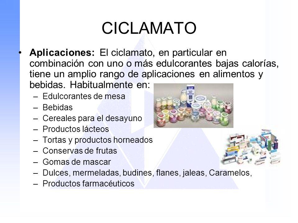 CICLAMATO