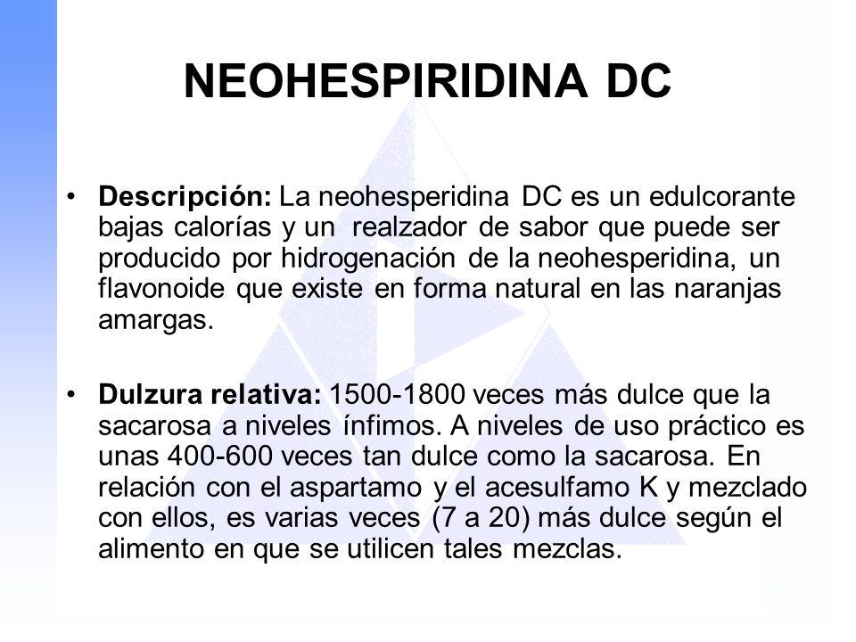 NEOHESPIRIDINA DC