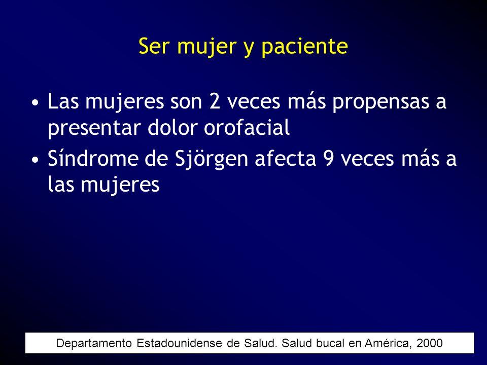 Departamento Estadounidense de Salud. Salud bucal en América, 2000