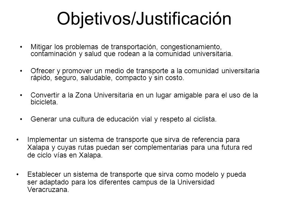 Objetivos/Justificación