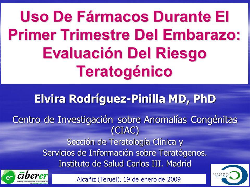 Elvira Rodríguez-Pinilla MD, PhD