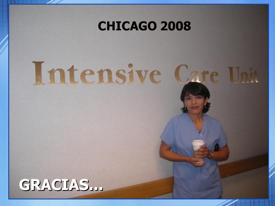 CHICAGO 2008 GRACIAS...